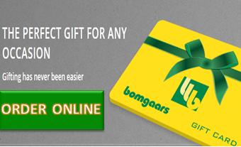 Bomgaars Giftcards